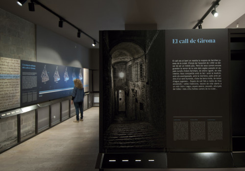 New Museography In The Museum Of Jewish History