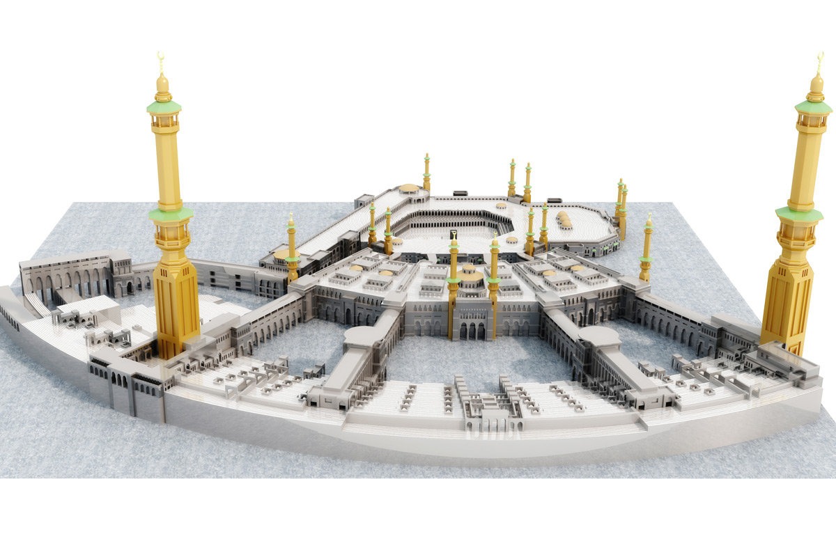 The great mosque of Mecca Extension Project – Culturania net