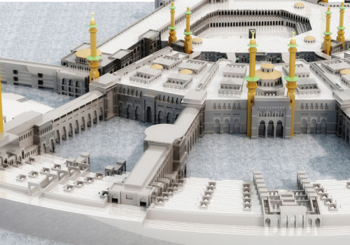 The Great Mosque Of Mecca Extension Project