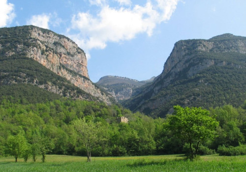 Strategy For Preservation Of The Cultural Heritage Of The Alta Garrotxa