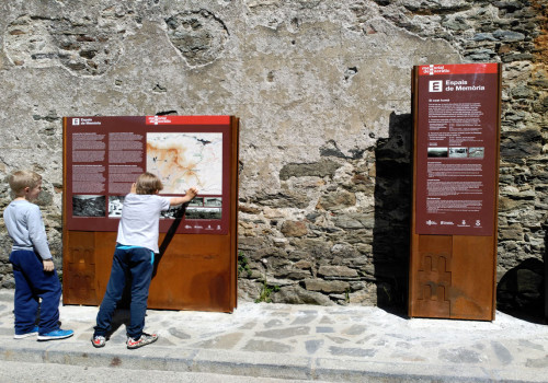 Molló Tourism, Heritage And Historical Memory Signposting
