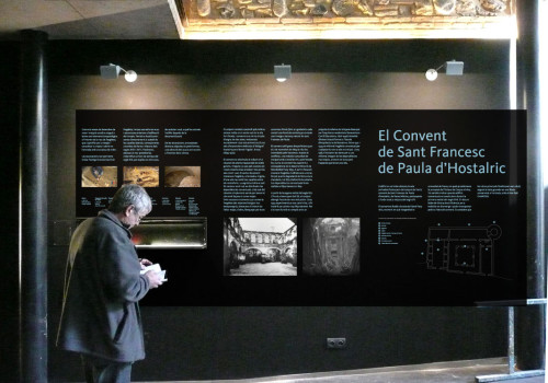 Creation Of The Sant Francesc De Paula Convent Museum In Hostalric